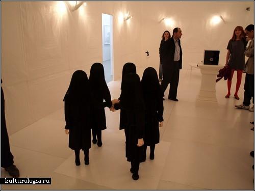 Картины-инсталляции Саймона Шуберта (Simon Schubert)