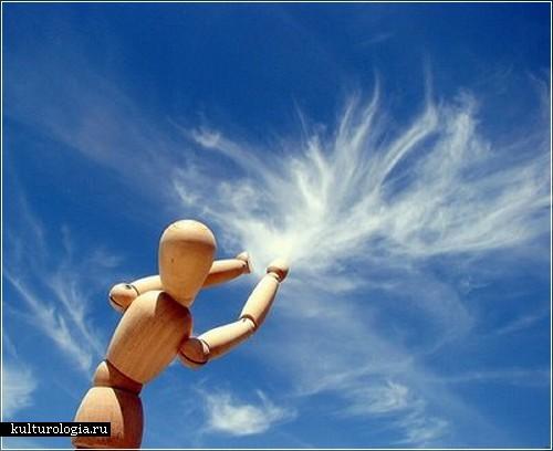 Креативные фотографии облаков