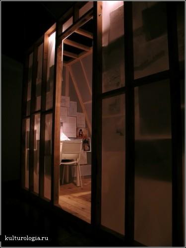 Архитектурные инсталляции Скай Кенневелл (Skye Kennewell)