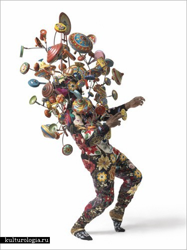 «Звучащие костюмы» (Soundsuits) от  Ника Кейва (Nick Cave)