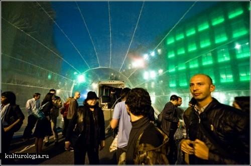 Урбанистический проект «Spacebuster» от берлинских архитекторов Raumlabor