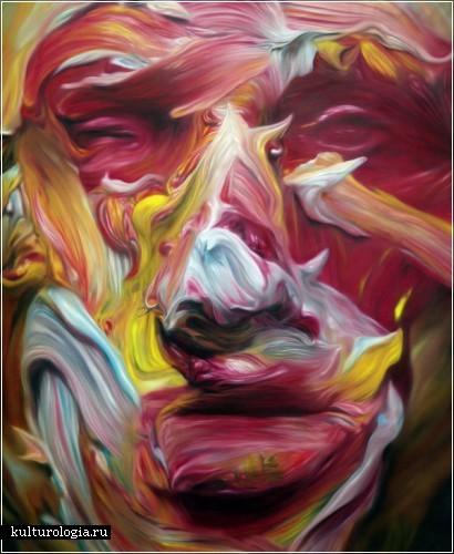 Оригинальная портретная живопись Stephan Balleux