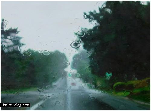 Дождливые пейзажи Грегори Тилкера (Gregory Thielker)