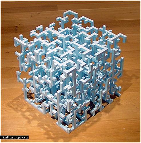 Концептуальные скульптуры Тома Фридмана (Тom Friedman)