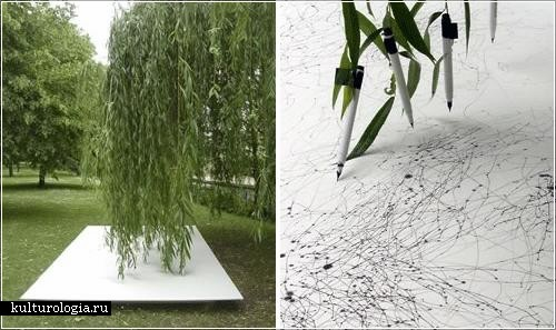 «Рисунки деревьев» от Тима Ноулса