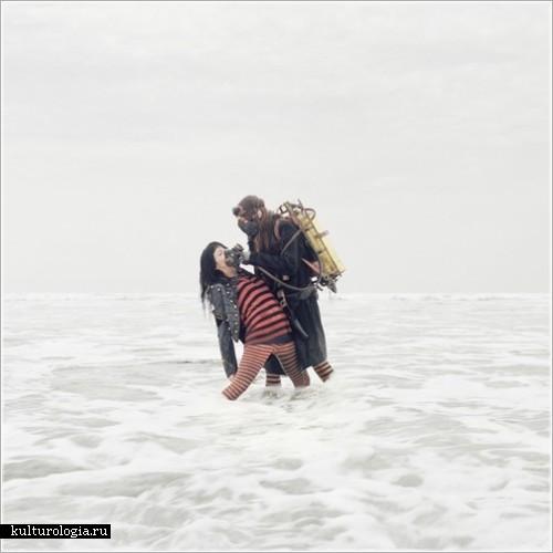 «Venice» - серия фотокартин Криса Энтони (Chris Anthony)