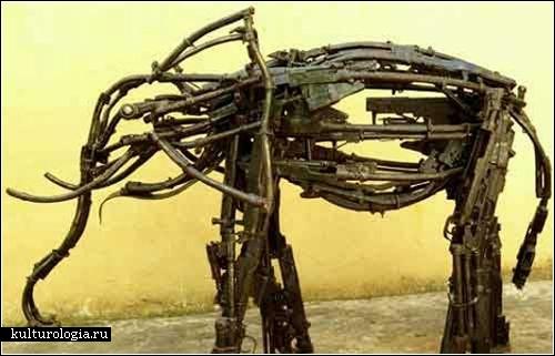 Скульптор Sasha Constable