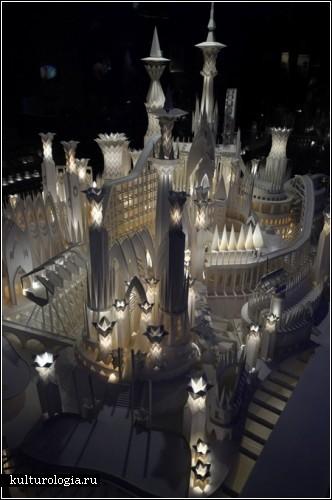 Замок из бумаги Ватару Итоу (Wataru Itou)