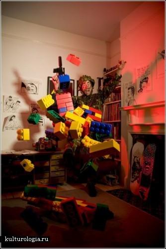 Фотопроект «Когда я вырасту»  When I am Big от Эмили Фйора Сэнди (Emilie Fjola Sandy)