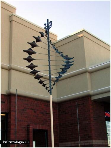 Ветряные скульптуры Lyman Whitaker