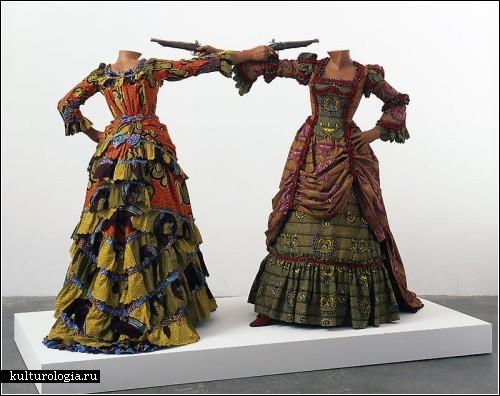 Костюмы Yinka Shonibare