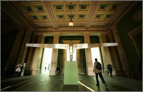 Ангел Севера (скульптор Antony Gormley)