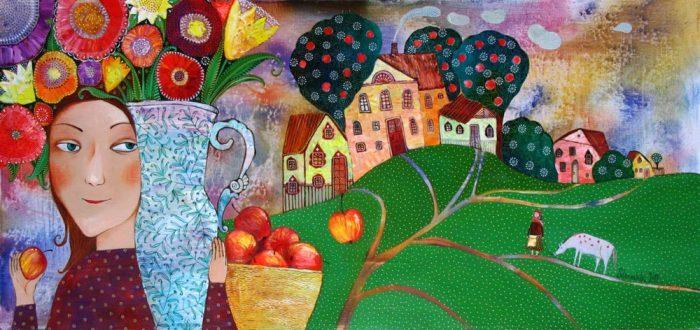 Выставка Анны Силивончик
