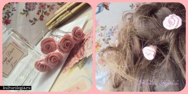 очень люблю украшения для волос