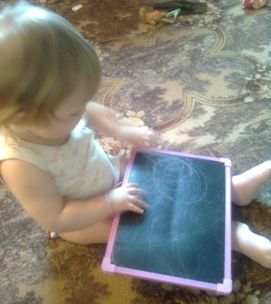 Моя маленькая художница