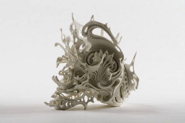 Скульптуры Katsuyo Aoki. Серия «Predictive Dream»
