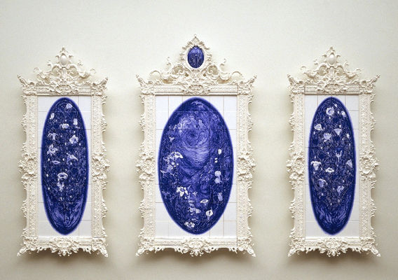 Скульптуры Katsuyo Aoki. «Mirror»