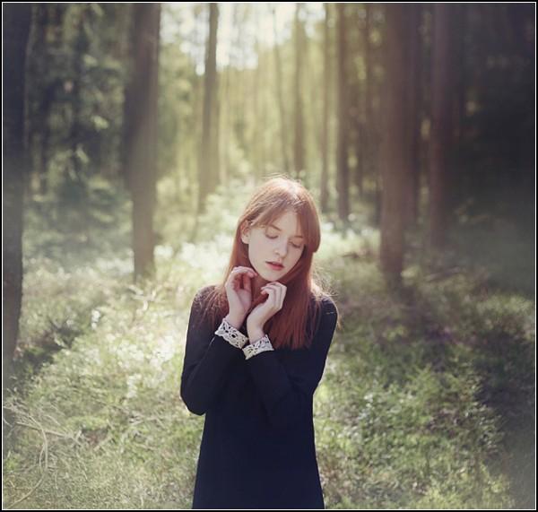 Удивительные фотографии Анны Аден: *Портреты*