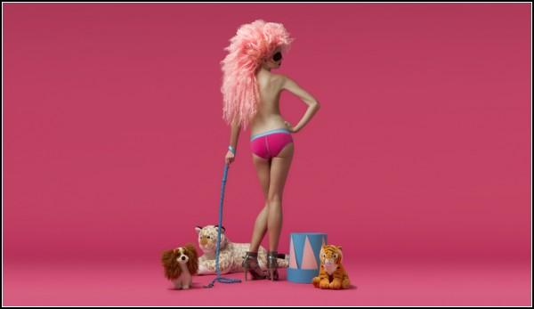 Мода и фотография: Роберт Барсолот для Diesel *Повелительница щенков*