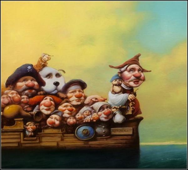 *Настоящие пираты*