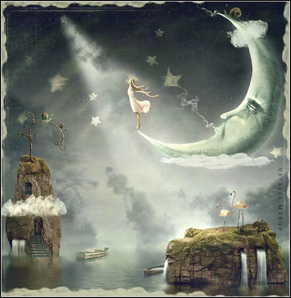 *Ночь. Время чудес и волшебства*