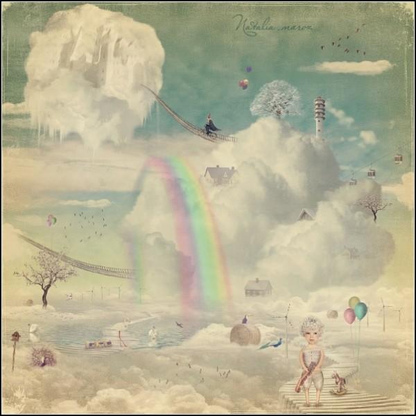 Мир чудес и волшебства: иллюстрации к книгам от Натальи Мороз