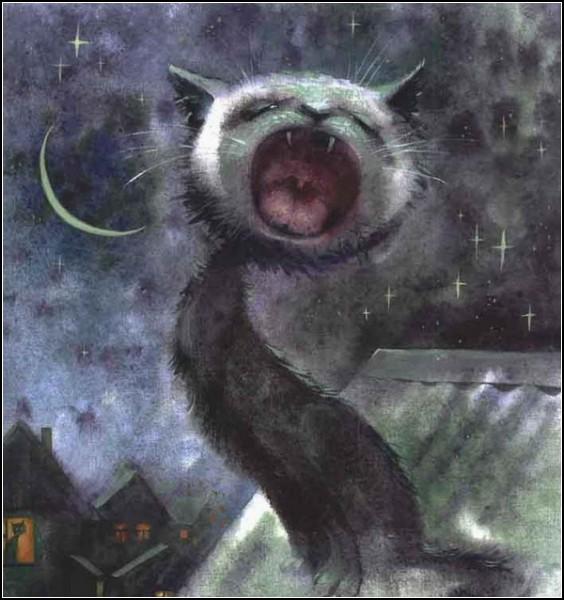 Милые животные в иллюстрациях Павла Кульши: *8 марта*