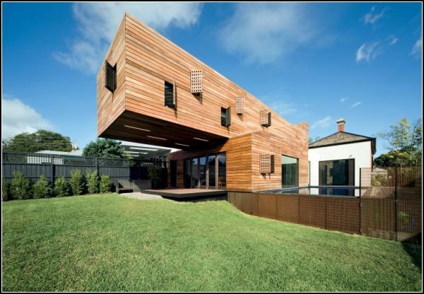 Троянский, но не конь: оригинальный дом от архитекторов Jackson Clements Burrows