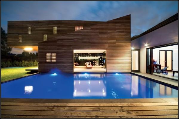 Оригинальный дом в Австралии