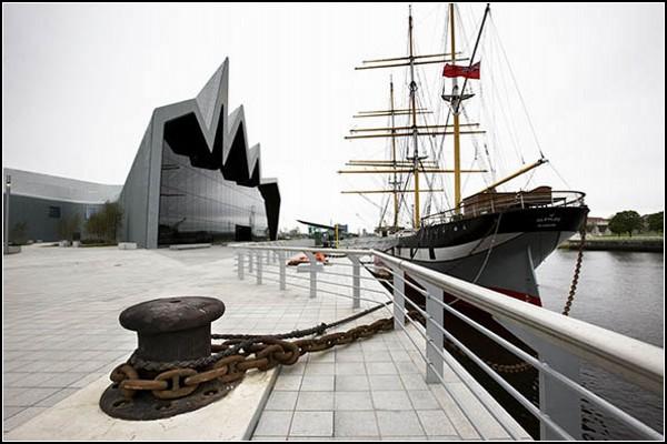Необычный музей в Глазго