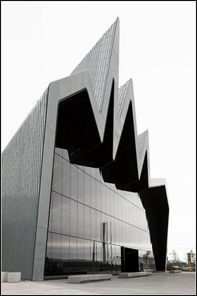 Здание-айсберг: новая архитектурная достопримечательность мира