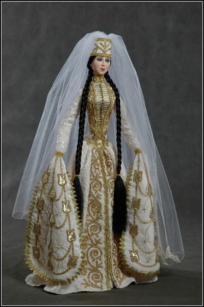 *Осетинская невеста*