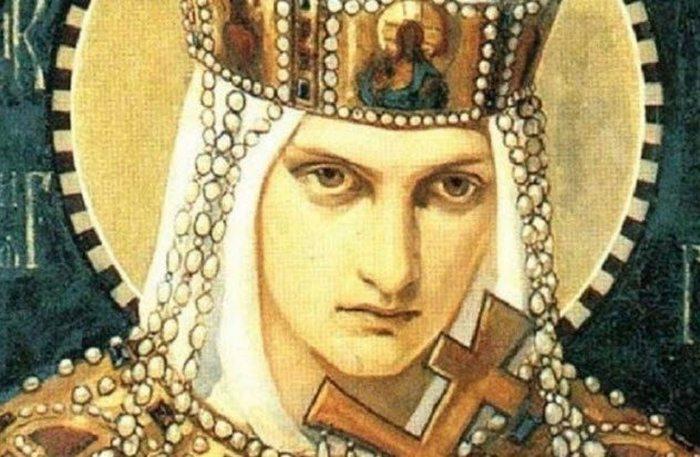 Киевская княгиня Ольга.