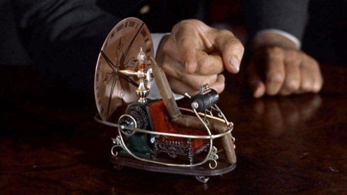 Кадр из фильма «Машина времени (1960)»