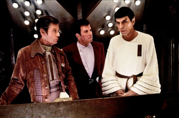 Кадр из фильма «Звездный путь IV — путешествие домой (1986)»