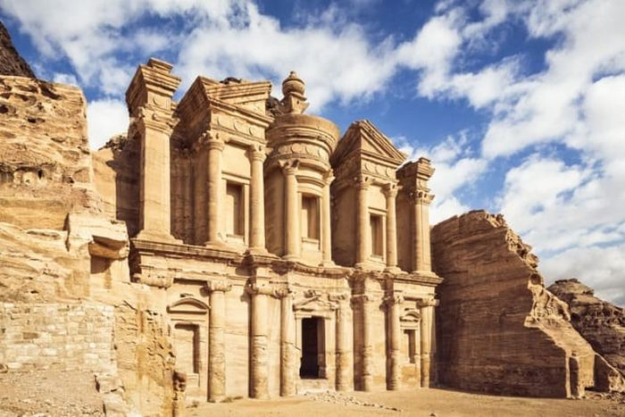 Набатейская культура, существовавшая как минимум с 312 г. до н.э