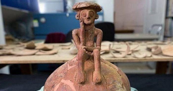 Самый древний «Мыслитель»