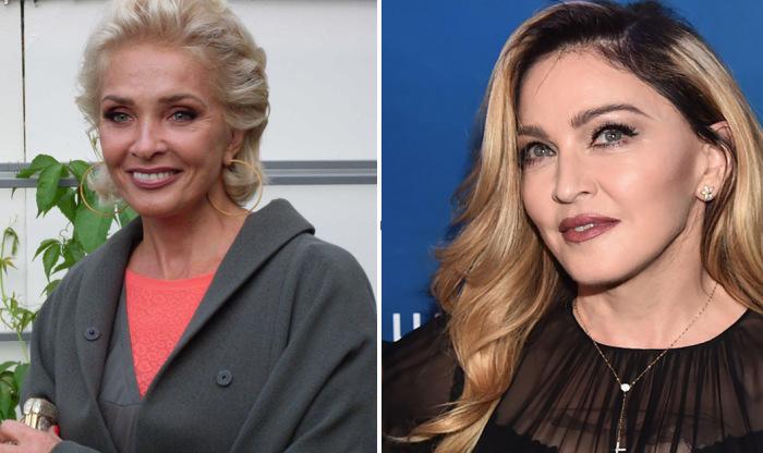 Лайма Вайкуле и Мадонна - певицы, которых много лет называют иконами стиля.