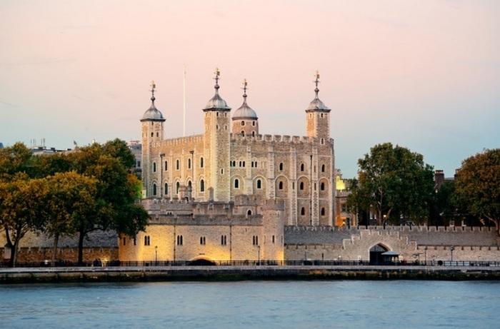 Лондонский Тауэр. Англия, 1597