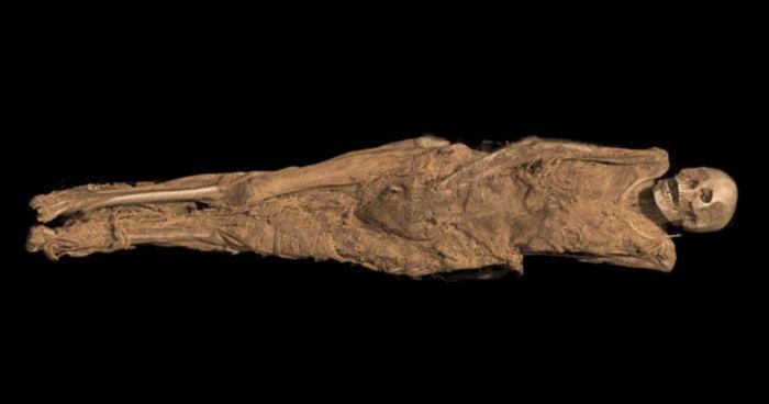 Мода на тату была и у древних.