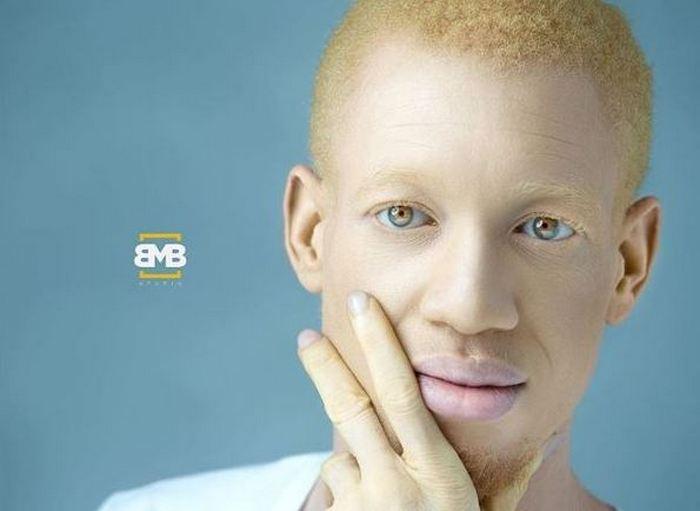 Великолепные портреты от фотографа Бисолы Мофеолувы.