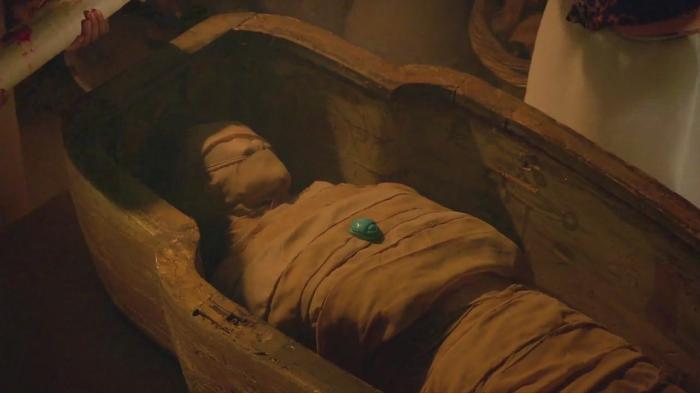 Малоизвестные факты о древних египетских захоронениях