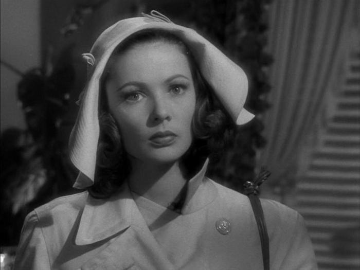 Джин Тирли - одна из самых красивых актрис Голливуда 1940-х.