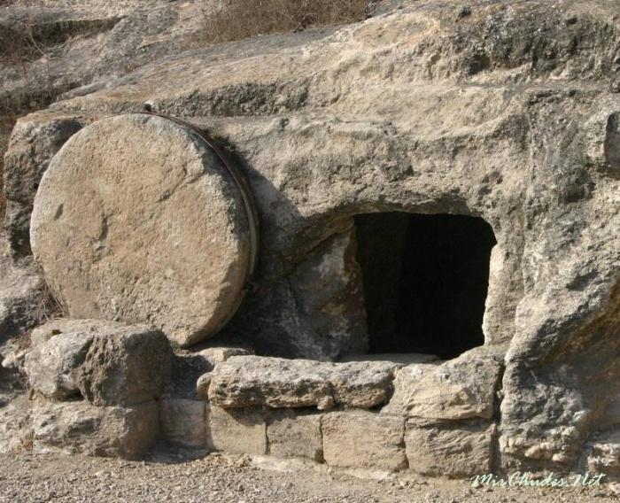 Могила Иисуса.