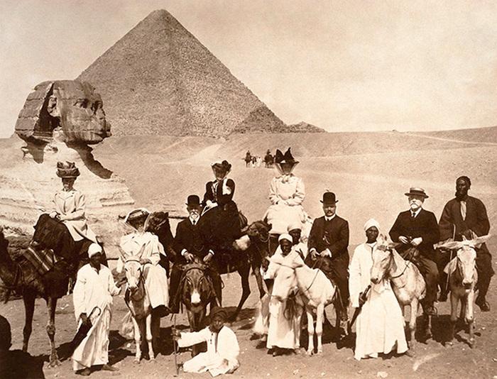 Египтология как тренд эпохи.