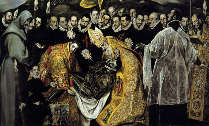 Эль Греко, будучи православным, творил картины, полные католического мистицизма.