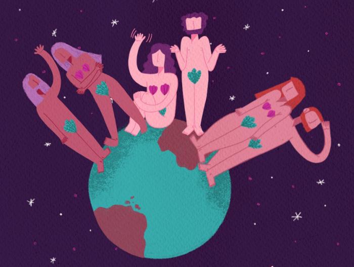 Так могут ли два человека заселить всю планету?