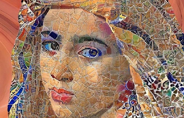 Итальянец создаёт шедевральные мозайки, соединяя классику с цифровыми технологиями