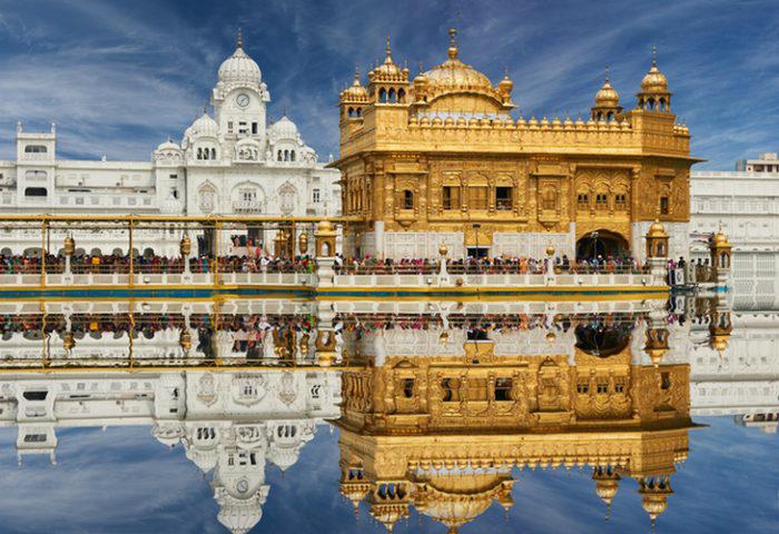 Золотой Храм, Индия