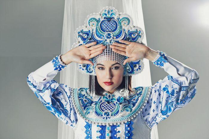 Саша Грей в русском образе.